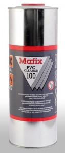 MAFIX PVC Cleaner 100 - czyścik do PCV  1000 ml